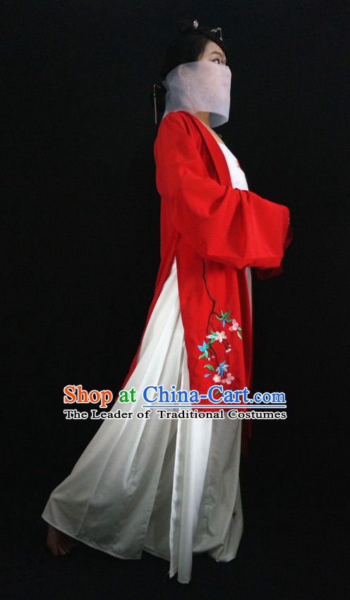 Asia Fashion China Store Qi Pao China Ancient Apparel Chinese Costumes Song Dynasty Dress Wear Outfits Clothing for Women