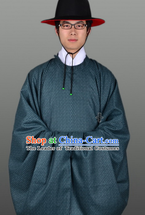 China Shop online Shopping Korean Fashion Japanese Fashion Asia Fashion Chinese Song Dynasty Apparel Ancient Costume Robe for Men