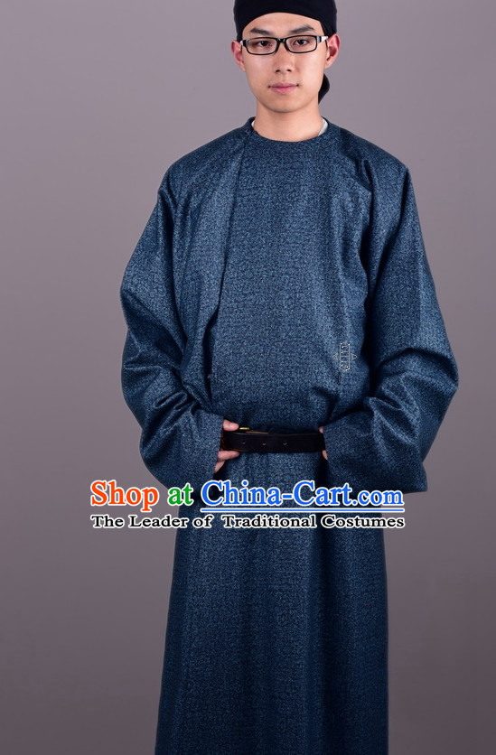 China Shop online Shopping Korean Fashion Japanese Fashion Asia Fashion Chinese Tang Dynasty Apparel Ancient Costume Robe for Men