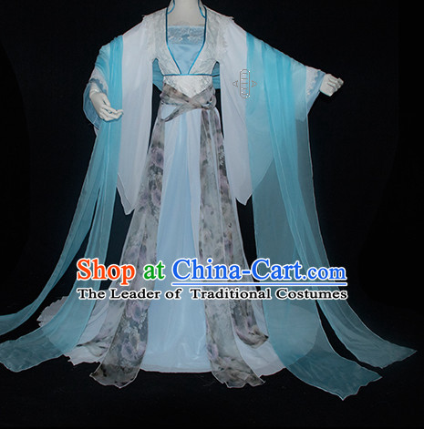 China Classic Cosplay Shop online Shopping Korean Japanese Asia Fashion Chinese Apparel Ancient Princess Costume Robe and Hair Jewelry for Women