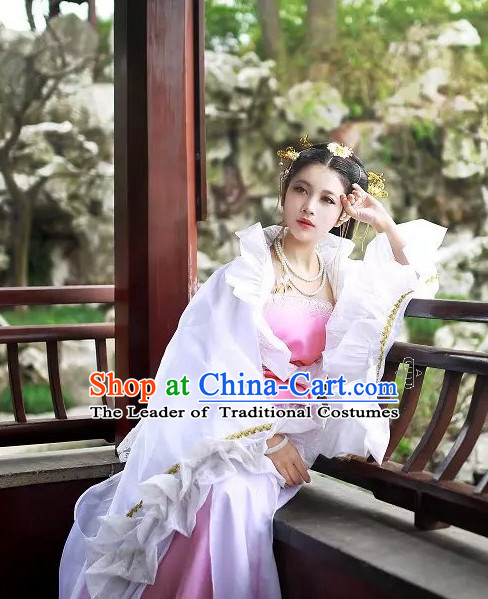 China Classic Cosplay Shop online Shopping Korean Japanese Asia Fashion Chinese Apparel Ancient Costume Robe for Women