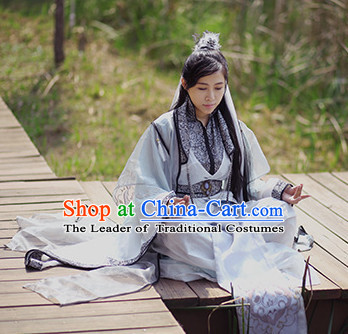 China Classical Scholar Cosplay Shop online Shopping Korean Japanese Asia Fashion Chinese Apparel Ancient Costume Robe for Men Free Shipping Worldwide