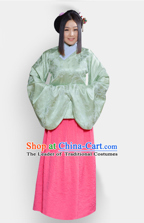 Chinese Ancient Ming Dynasty Skirt Costume China online Shopping Chinese Traditional Costumes Dresses Wholesale Clothing Plus Size Clothing for Women