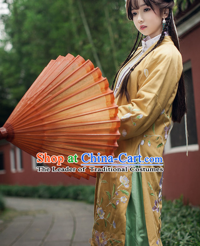 Chinese Ancient Ming Dynasty Princess Clothes Costume China online Shopping Traditional Costumes Dress Wholesale Asian Culture Fashion Clothing and Hair Accessories for Women