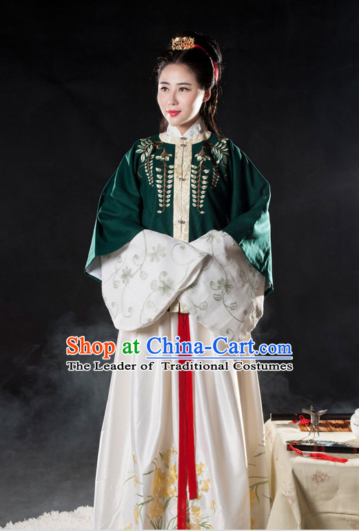 Chinese Ancient Ming Dynasty Lady Clothes Costume China online Shopping Traditional Costumes Dress Wholesale Asian Culture Fashion Clothing and Hair Accessories for Women