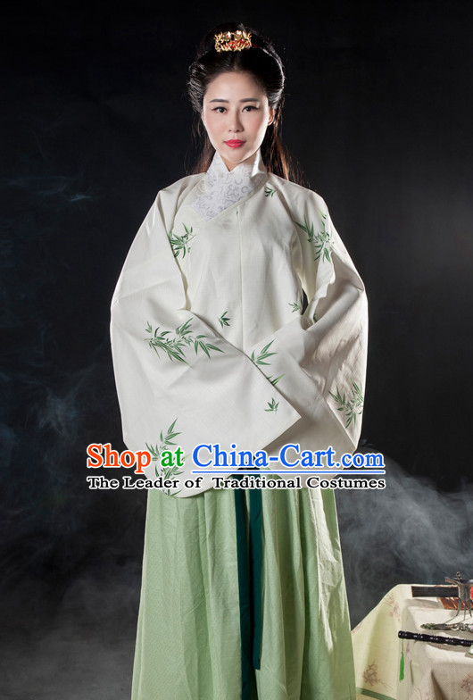Asian Fashion Chinese Ancient Ming Dynasty Lady Clothes Costume China online Shopping Traditional Costumes Dress Wholesale Culture Clothing and Hair Accessories for Women