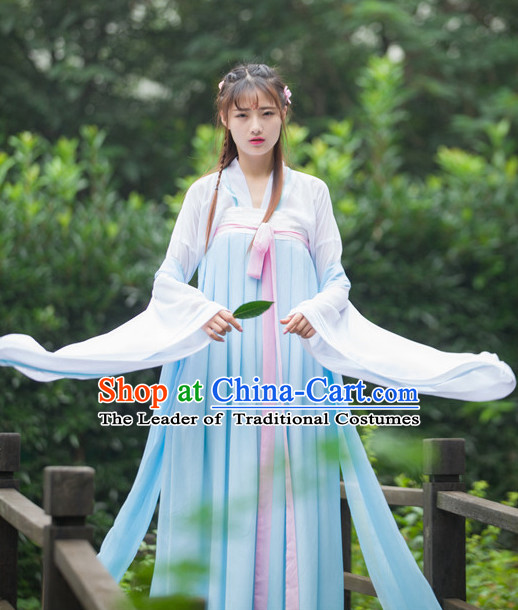Chinese Fairy Group Dance Costume