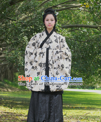Chinese Costume Ancient Asian Korean Japanese Clothing Han Dynasty Clothes Garment Outfits Suits for Women