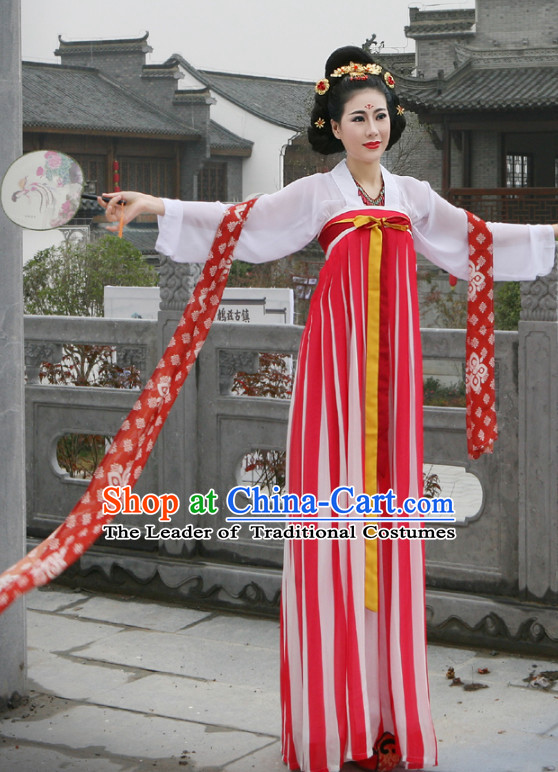 Chinese Classic Hanfu Garment Dress Costumes Japanese Korean Asian King Clothing Costume Dress Adults Cosplay