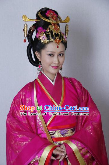 Ancient Chinese Empress Headpieces Hair Fascinators Headpieces for Women