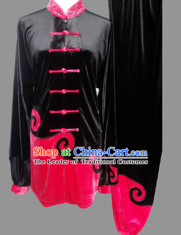 Top Winter Wear Wing Chun Uniform Martial Arts Supplies Supply Karate Gear Tai Chi Uniforms Clothing for Women