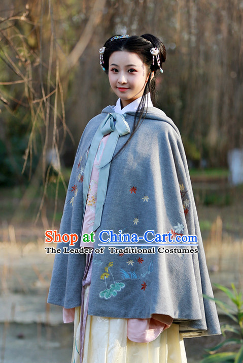 Ancient Chinese Noblewoman Mantle