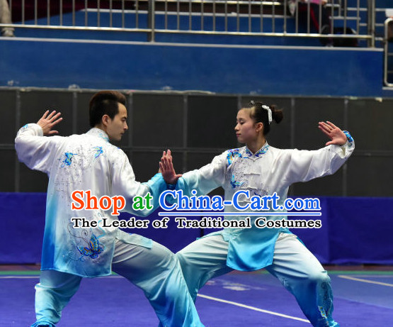 Tai Chi Martial Arts Supplies Wing Chun Dummy Chi Gong Qi Gong Kung Fu Kungfu Uniform Clothing Costume Suits Uniforms