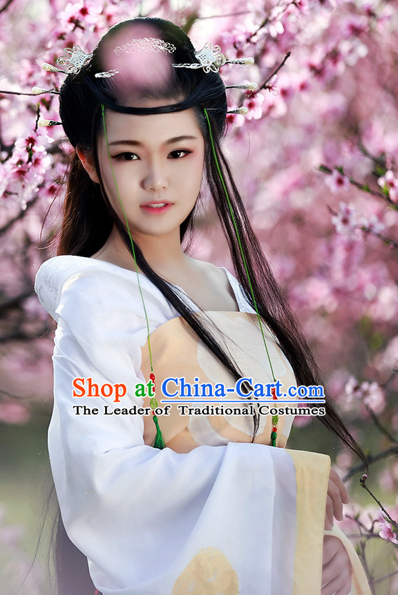 Chinese Costume Ancient China Dress Classic Garment Suits Fairy Cosplay Clothes Clothing for Women