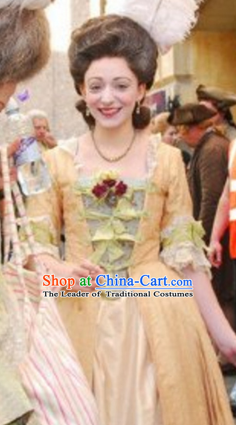 Traditional UK English Noblewomen Costume online Adult Costume Carnival Ladies Costumes for Women and Girls