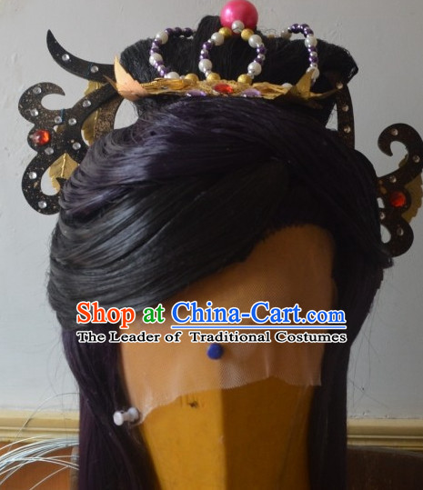 Wigs UK Blone Wigs Afro Hair Extensions Cheap Chinese Toupee Milky Way Hair Full Lace Brazilian Front Wig Weave online