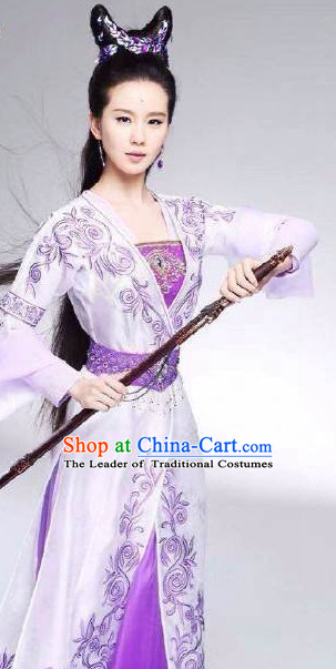Chinese Ancient Knight Female Costume Garment Dress Costumes Japanese Korean Asian King Clothing Costume Dress Adults Cosplay for Men