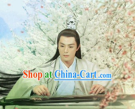 Chinese Art History Princce Scholar Coronet Hair Accessories
