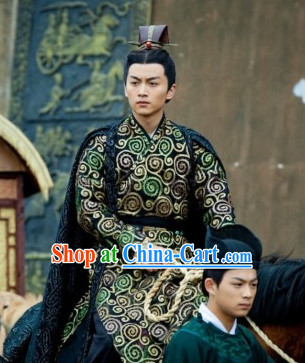 Ancient Chinese Imperial Prince Dresses Complete Set