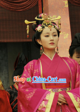 Ancient Chinese Imperial Hair Accessories