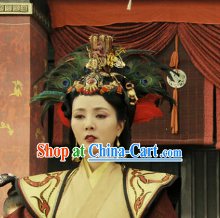 Ancient Chinese Imperial Empress Hair Accessories