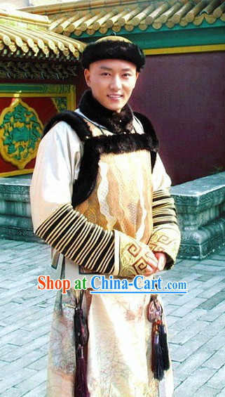 Infanta Chinese Dramaturgic Gowns and Robes