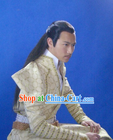 Chinese Superhero Clothes for Men