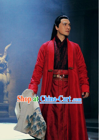Ancient Chinese Superhero Costumes for Men