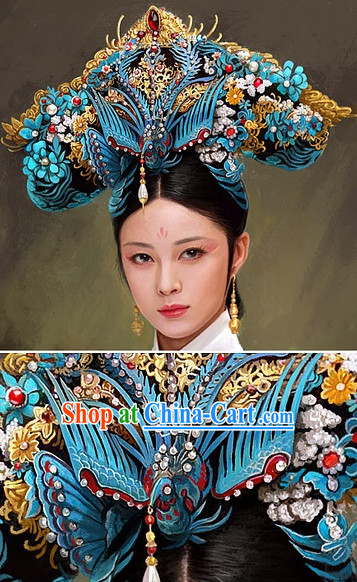 Chinese Classic Empress Hair Accessories online Buy