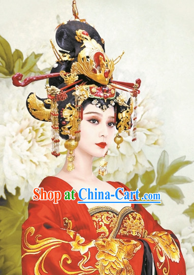 Chinese Classic Female Emperor Crown