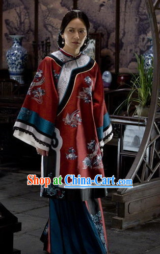 China Classical Minguo Mandarin Dresses for Women