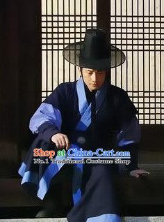 Ancient Korean Fighter Costumes for Men