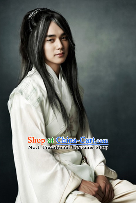 Traditional Korean Poet Costumes for Men