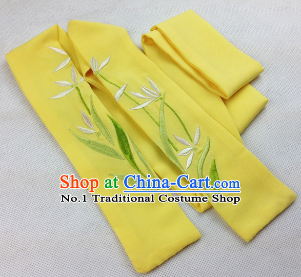 Chinese Classic Hair Ribbon for Girls