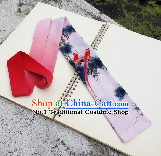 Chinese Classical Ribbon Decorations for Women