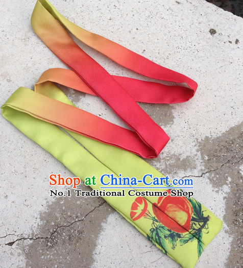 Chinese Classical Ribbon Headwear for Women