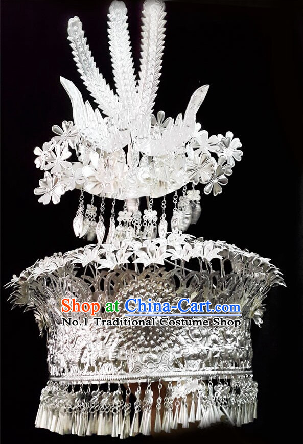 Classical Chinese Miao Hat