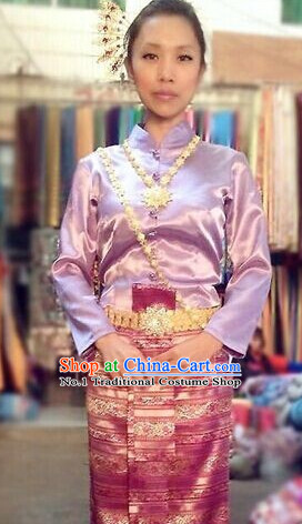 Traditional Thailand Suit for Women