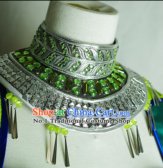 Asian Cosplay Oriental Princess Neck Accessories