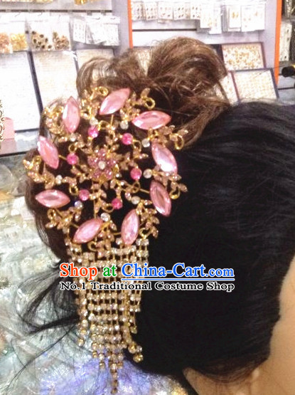 Traditional Thailand Hair Fascinators for Women