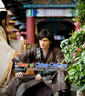Asian Traditional Cavalier Costumes for Men