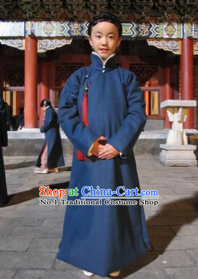 Chinese Theme Photography Costumes of Minguo Time