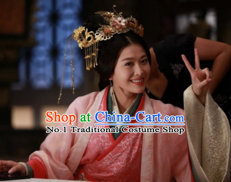 Ancient Chinese Princess Jewelry _ Accessories