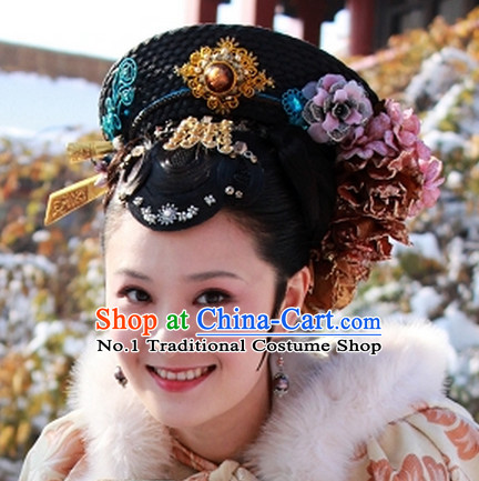 Qing Dynasty Chinese Princess Jewelry & Accessories