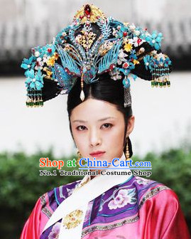 Chinese Qing Empress's Jewelry & Accessories