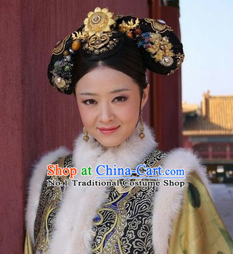Chinese Qing Princess's Jewelry & Accessories