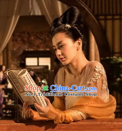 Chinese Ancient Hair Wigs _ Extension