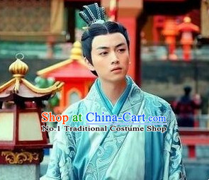 Chinese Ancient Prince Coronet Headwear