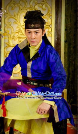 Chinese TV Play Costumes for Swordsman