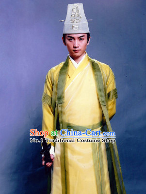 Chinese TV Drama Swordsman Costumes